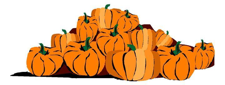 Free pumpkin patch clipart.