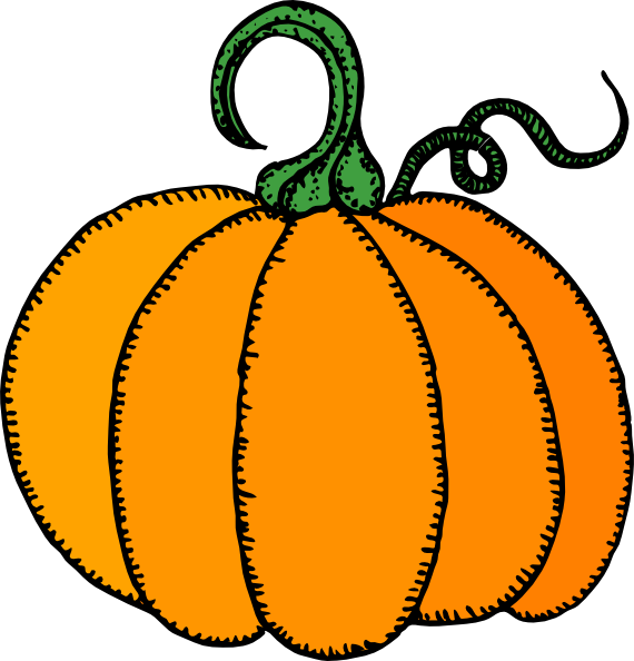 Harvest clipart pumpkin, Harvest pumpkin Transparent FREE.