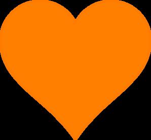 Pumpkin Heart Clip Art at Clker.com.