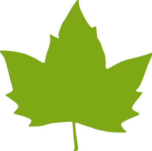 Pumpkin Leaf Clipart.