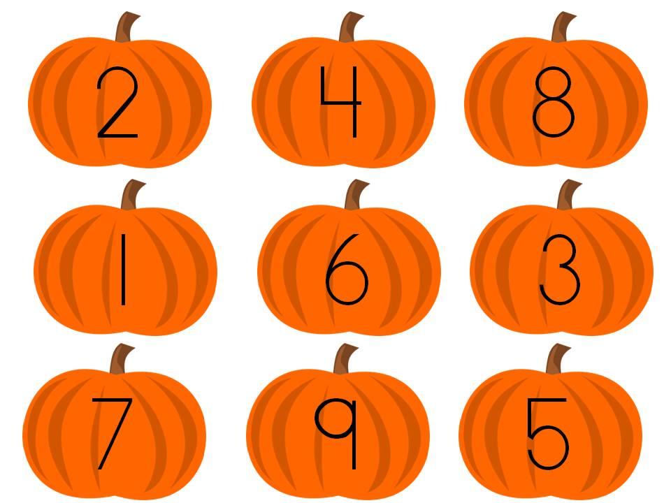 Free Pumpkin Clipart.