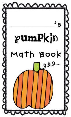 Pumpkin Measurement Math Mini.