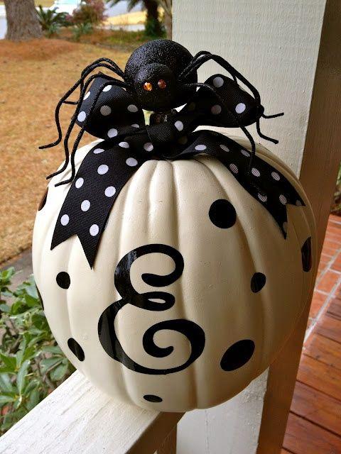 25+ best ideas about Monogram Pumpkin on Pinterest.