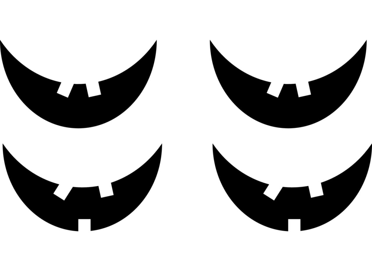 41 Printable (and Free!) Halloween Templates.