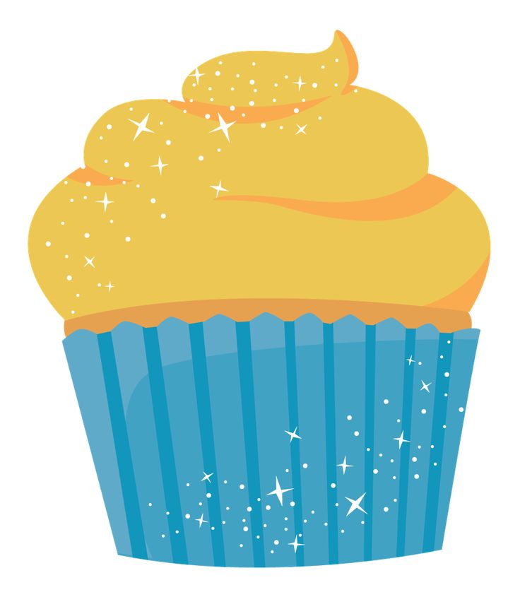 17 Best images about Cupcakes clipart on Pinterest.