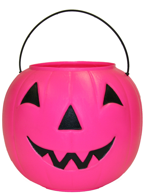 pumpkin pail.