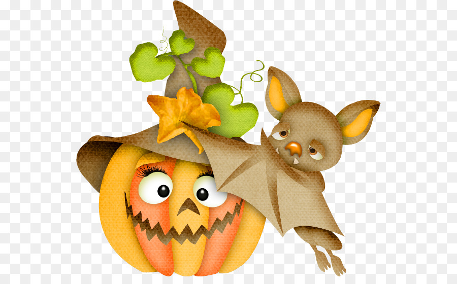 Halloween Party Background clipart.