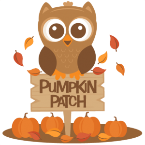 Pumpkin Patch Hayride Clipart.