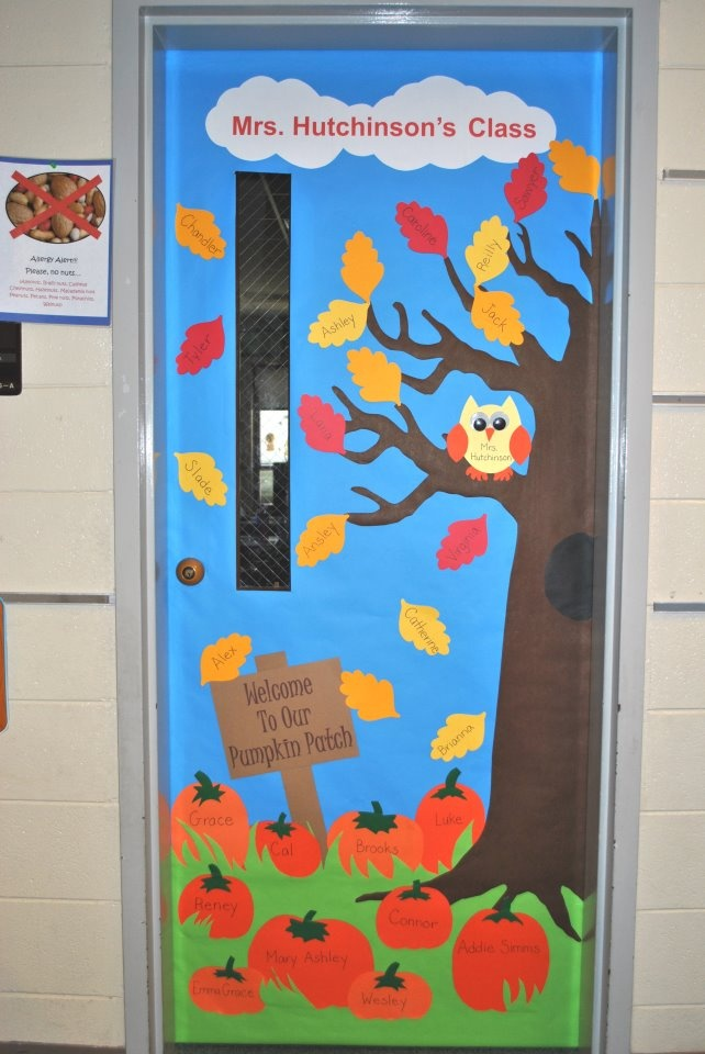 Middle School Reading Classroom Decorations ~ Pumpkin patch clipart for classrooms doors clipground
