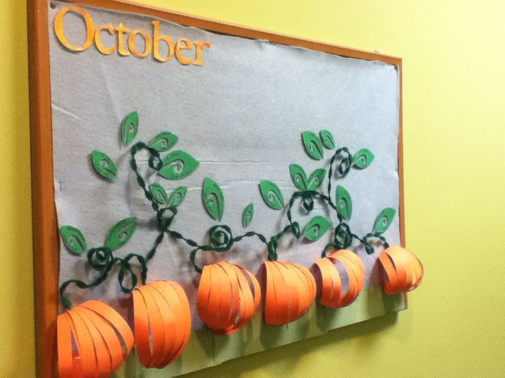 25+ best ideas about Fall Bulletin Boards on Pinterest.