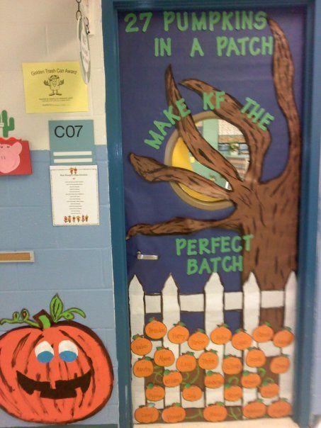 Fall Classroom Door Decorations Ideas Nice Houzz