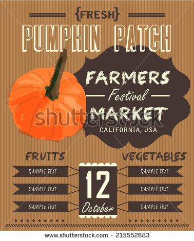 Pumpkin Patch Stock Photos, Royalty.