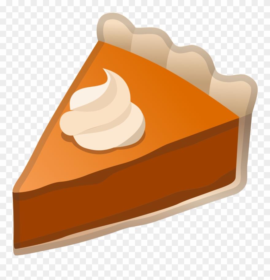 Pumpkin Pie Clipart For Print.