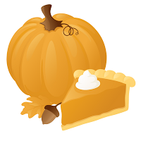 Pumpkin Pie Clip Art Black And White.