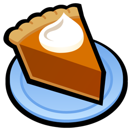 Watch more like Thanksgiving Pumpkin Pie Clip Art.