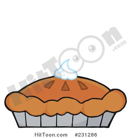 Pumpkin Pie Clipart #1.