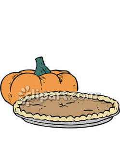 Pumpkin Pie Clip Art Black And White.
