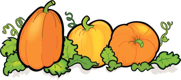 Pumpkin patch clip art clipart.