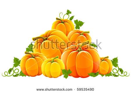 Pumpkin Pyramid Stock Photos, Royalty.