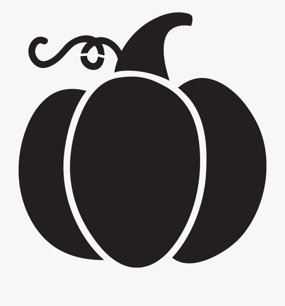 Pumpkin Silhouette At Getdrawings.