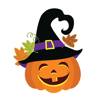 Witch Face Silhouettes Clip Art, Vector Images & Illustrations.