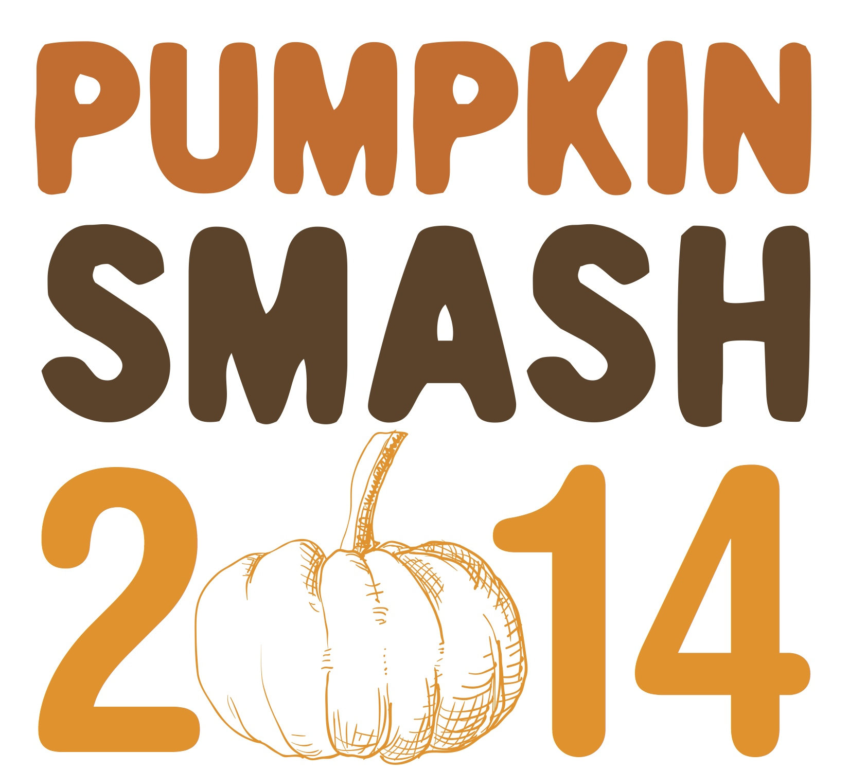Watch: 'Pumpkin Smash' event gives this year's jack.
