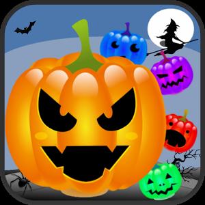 Halloween Pumpkin Smash Game.