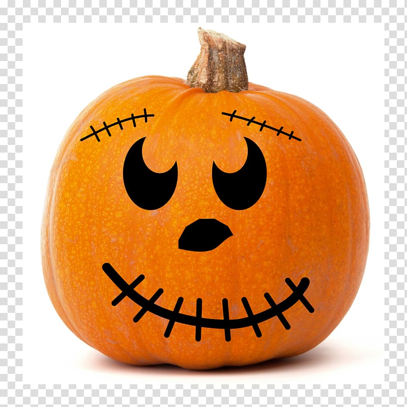 Smiley Pumpkin Emoticon Face, pumpkin transparent background.