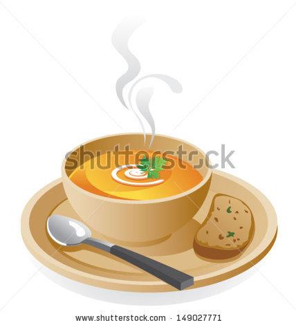 Pumpkin Soup Stock Vectors, Images & Vector Art.