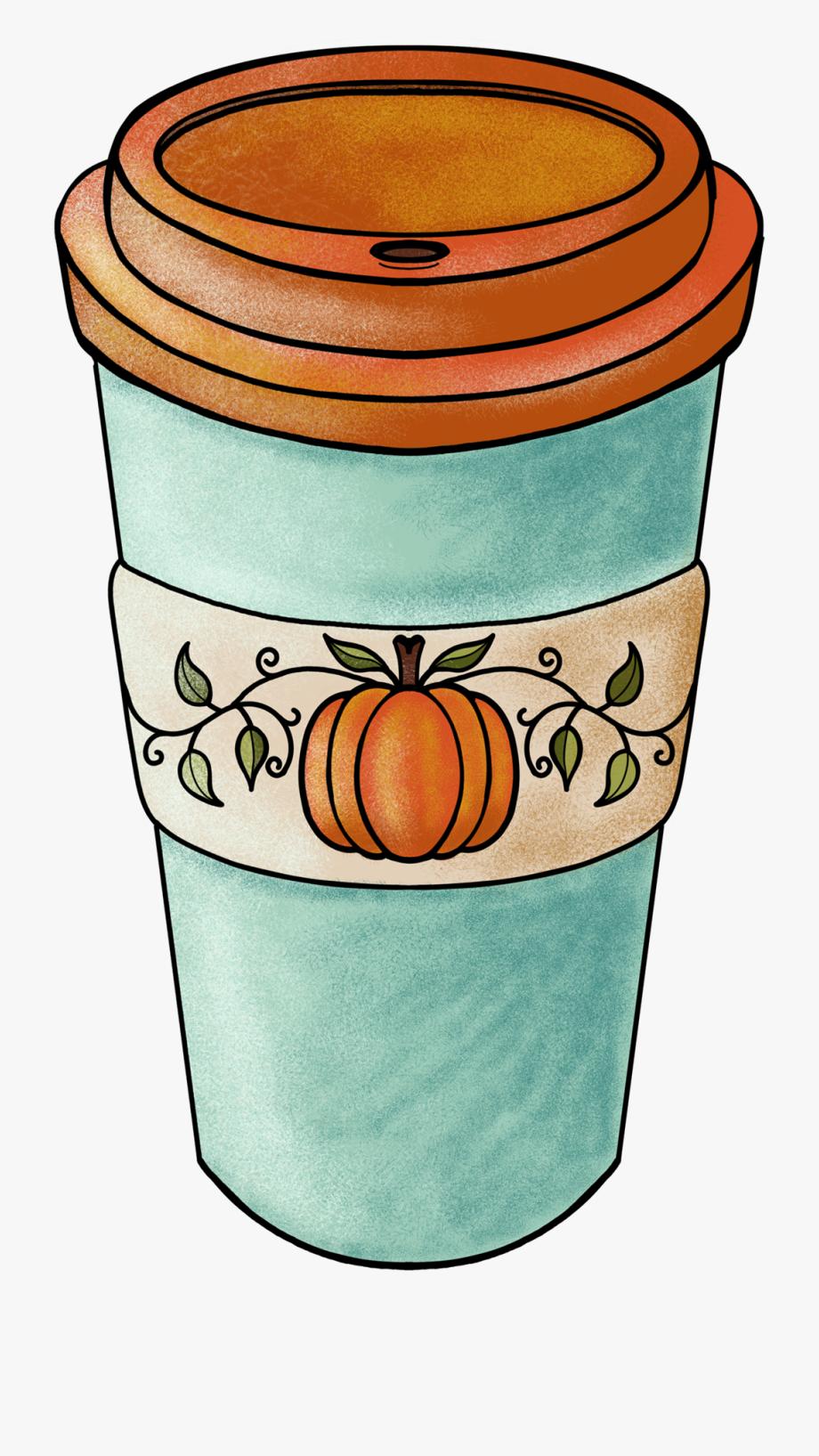 Fall Pumpkin Spice Clipart Transparent , Png Download.