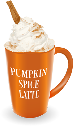 Download Pumpkin Spice Latte Png PNG Image with No.
