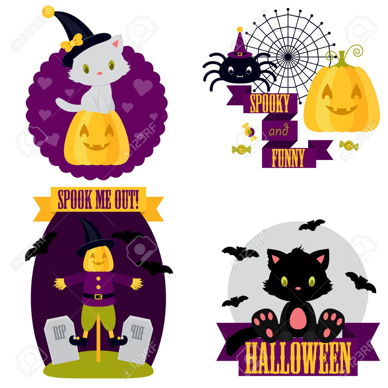 Halloween Cute Clip.