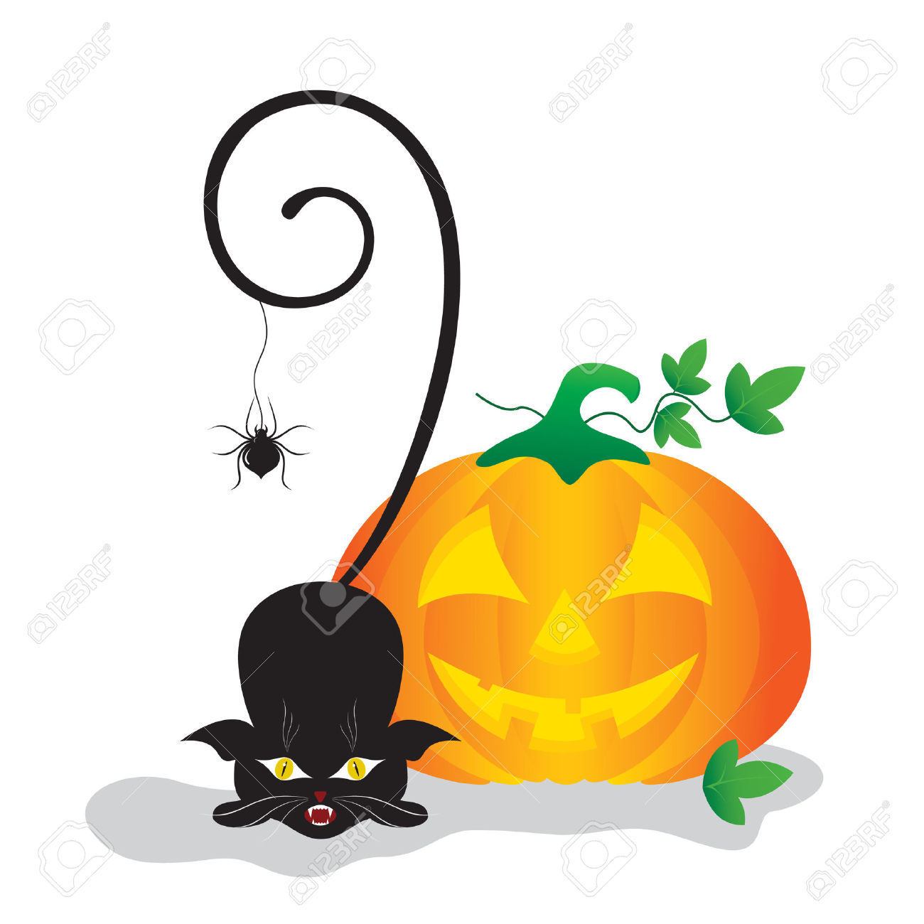 Halloween Clip.