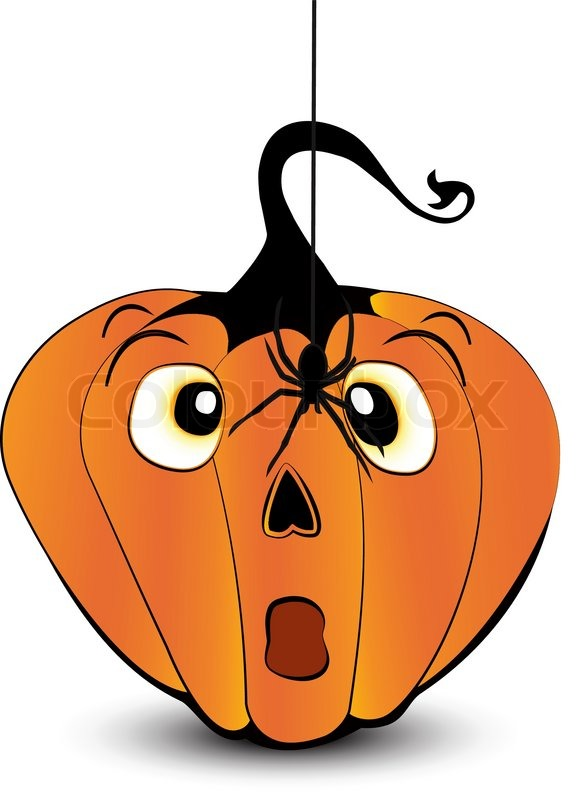 Showing post & media for Cartoon spider pumpkin.