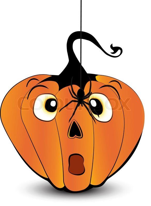 Showing post & media for Cartoon spider pumpkin.
