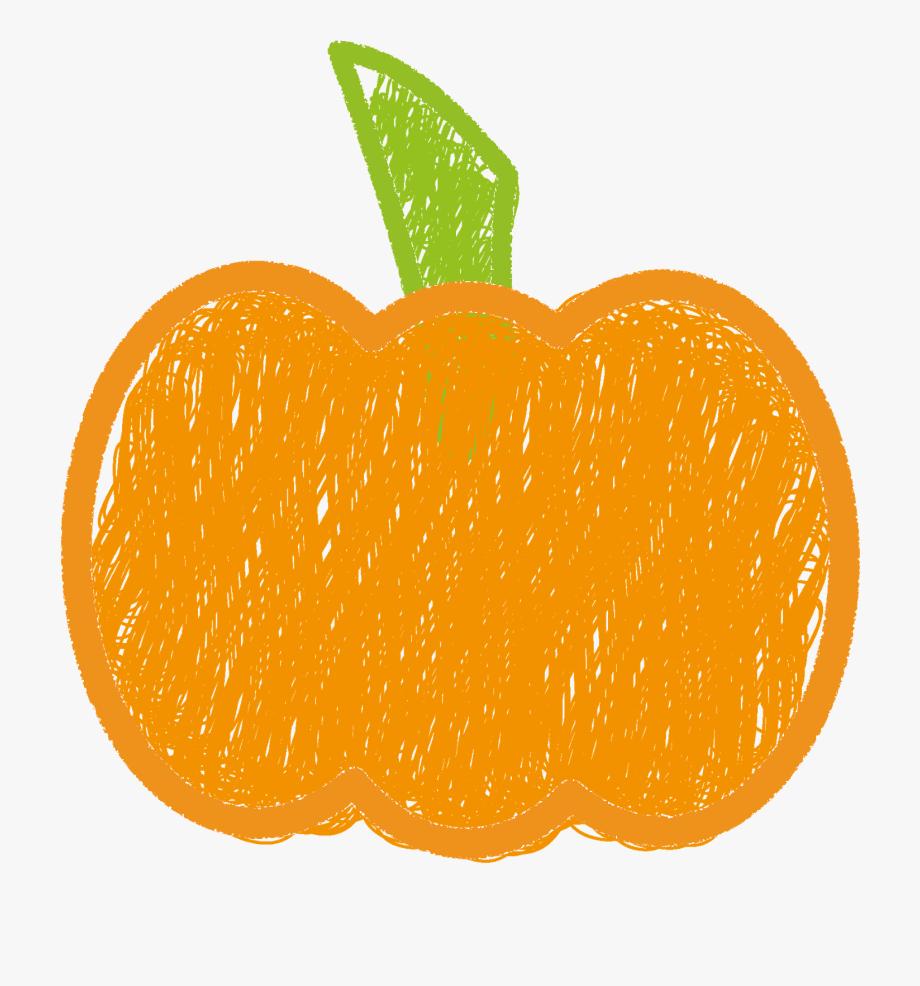 Pumpkin Clipart Stem.
