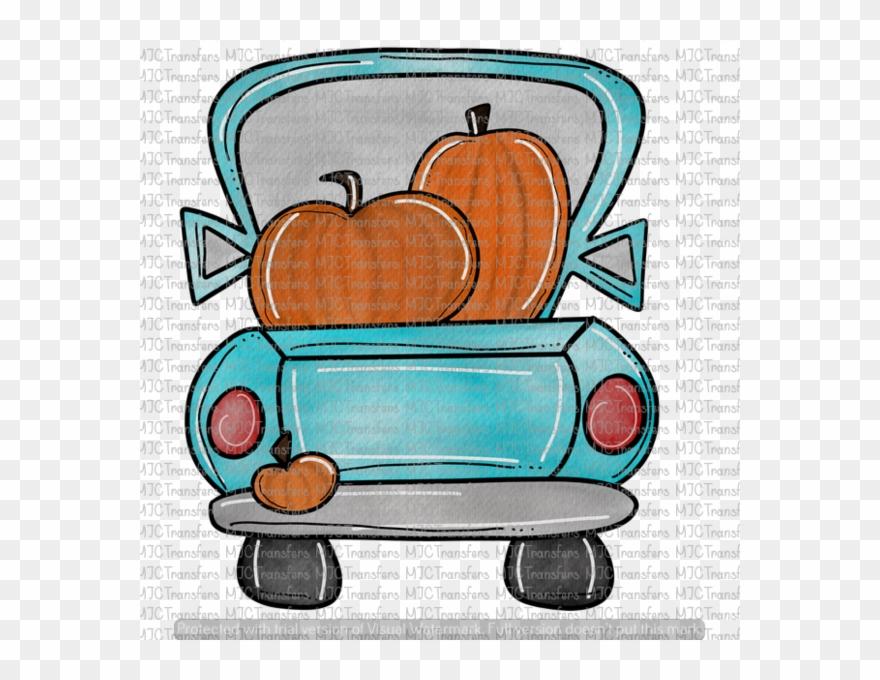 Pumpkin Truck.