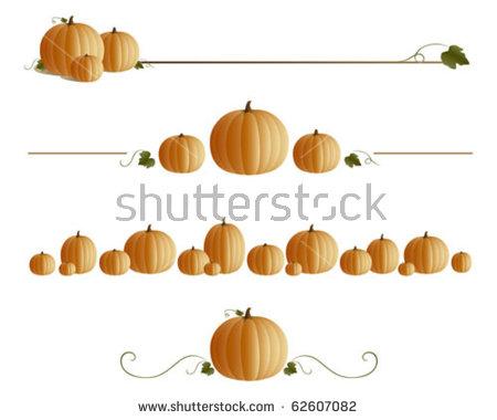 Pumpkin Vine Stock Photos, Royalty.