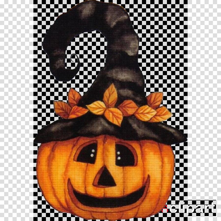 Pumpkin Witch Clipart Jack O Lantern Pumpkin Halloween.