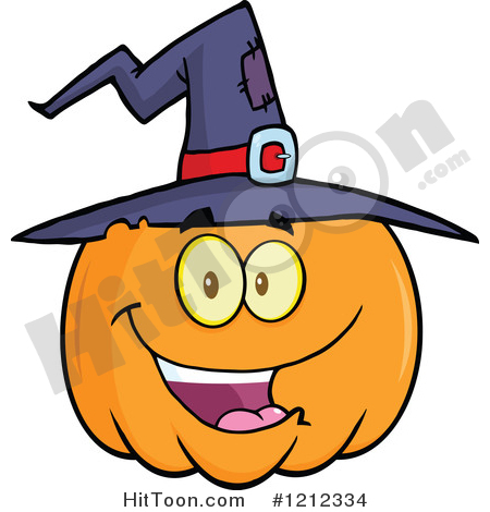 Witch Hat Clipart #1.