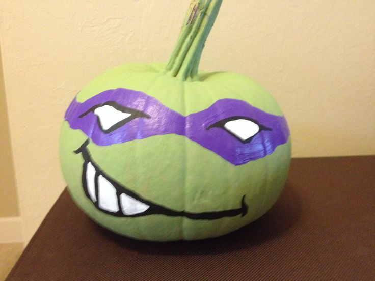 17 best ideas about Ninja Turtle Pumpkin on Pinterest.