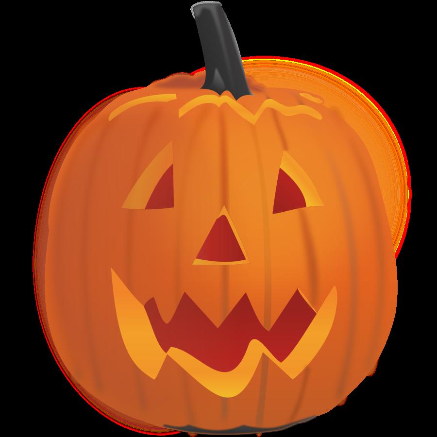 Clipart pumpkin head.