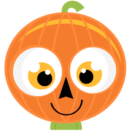 Pumpkin Head SVG scrapbook cut file cute clipart files for.