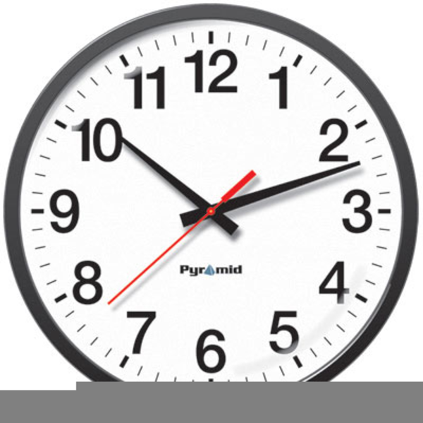 Punch Clock Clipart.