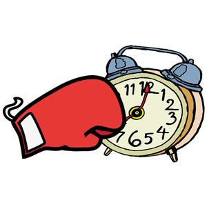 Punch the Clock Day.