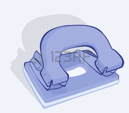 260 Hole Puncher Stock Vector Illustration And Royalty Free Hole.