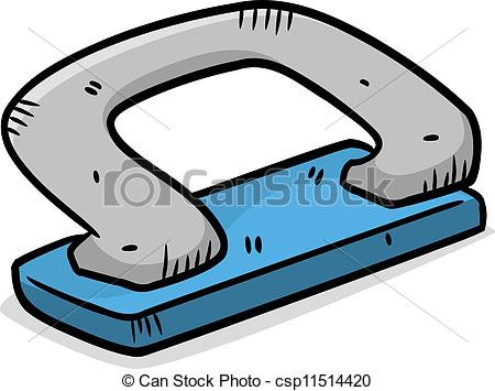 Hole punch clipart.