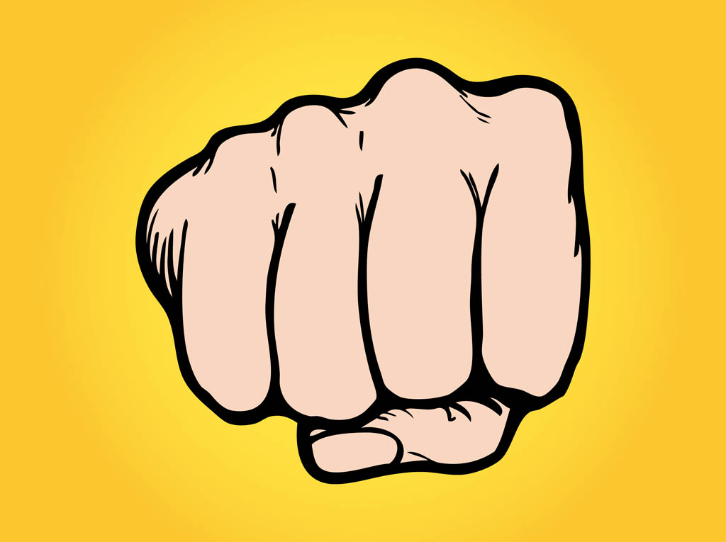 Punch Clipart.