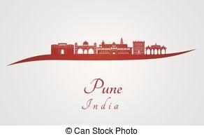 Pune city clipart #19