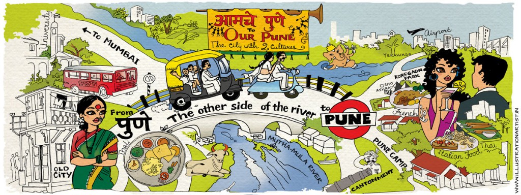 Pune Information With Images.